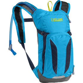 CamelBak Mini M.U.L.E. Hydration Pack 1,5l atomic blue/navy blazer